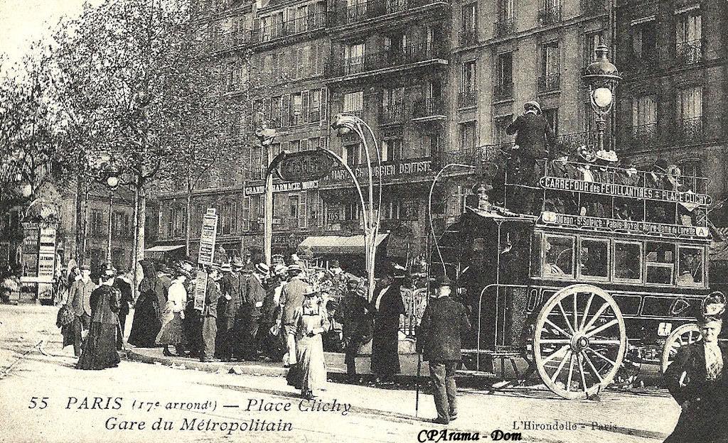 Métropolitain - Métro Paris : 75 - Paris - Page 10 | Cartes ...