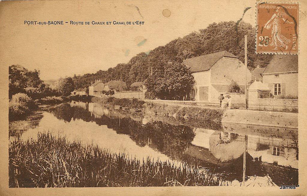 Port sur saone 70 haute sa ne cartes postales for Notaire port sur saone