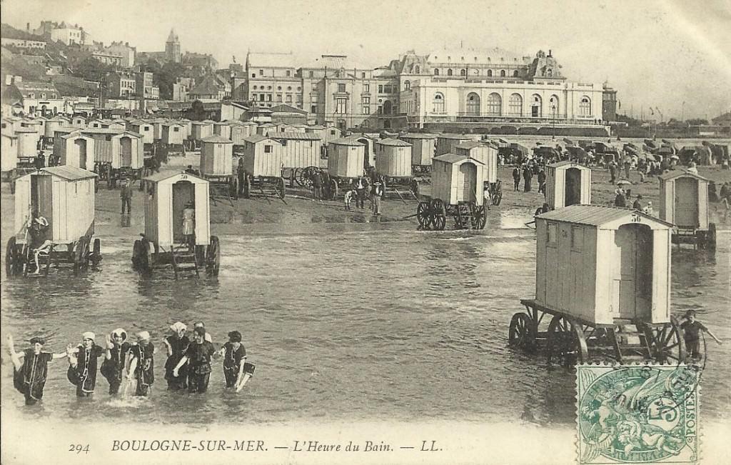 Boulogne sur mer plage boulogne sur mer cartes for Salle de bain boulogne sur mer
