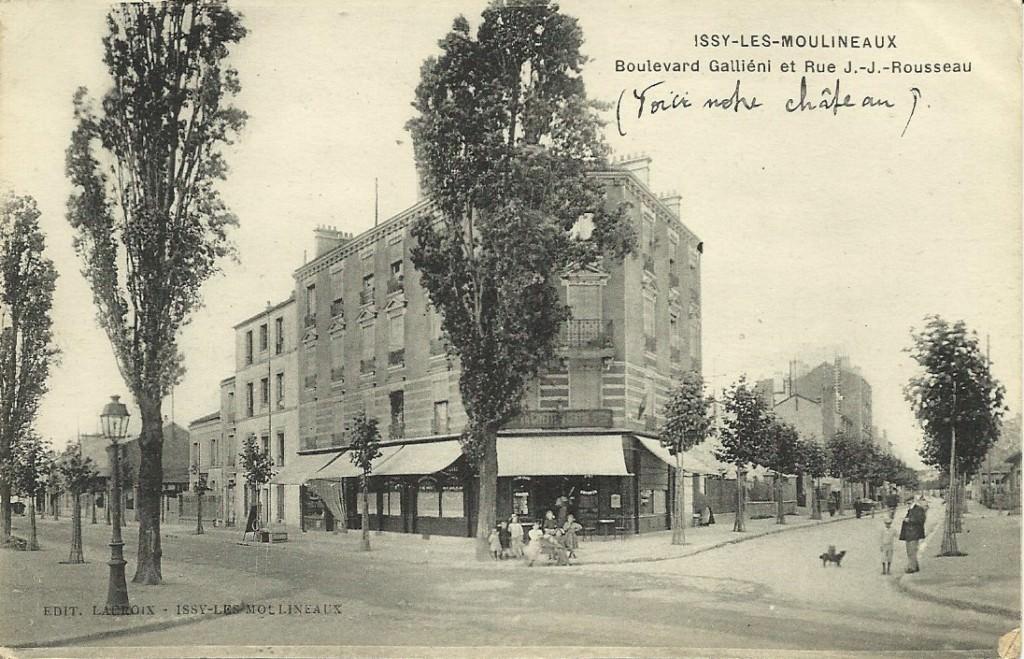 Issy les moulineaux 92 hauts de seine cartes postales anciennes sur cpa - Tagerim issy les moulineaux ...