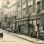 carte postale melun
