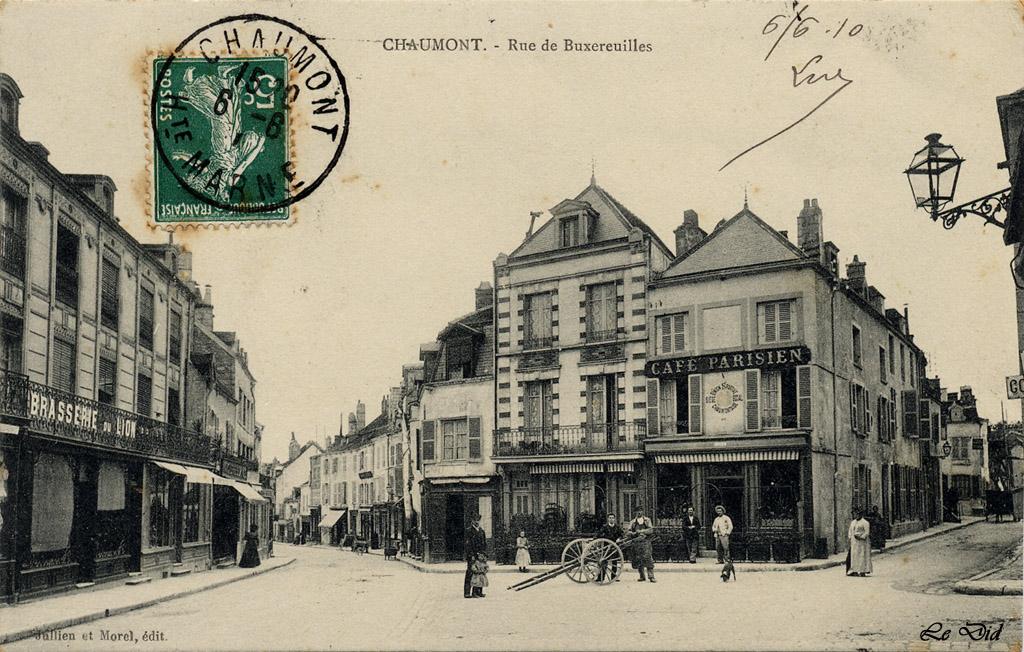 cartes postales anciennes de chaumont 52 cartes postales cparama. Black Bedroom Furniture Sets. Home Design Ideas
